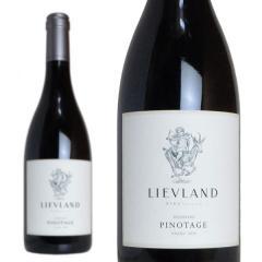 リーフランド ブッシュ・ヴァイン ピノタージュ 2018年 750ml (南アフリカ 赤ワイン)の画像