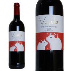 ヴエラ カベルネ・ソーヴィニヨン 2018年 子歳 干支ラベル マン・ヴィントナーズ 750ml (南アフリカ 赤ワイン)の画像