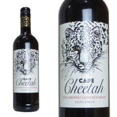 ケープチーター カベルネ・ソーヴィニヨン&メルロー 2019年 オーバーヘックス社 750ml (南アフリカ 赤ワイン)の画像