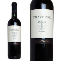 トラヴェルサ タナ モンテヴィデオ 2017年 ファミリア・トラヴェルサ 750ml (ウルグアイ 赤ワイン)の画像