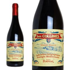 レオン・パルディガル レ・コリン グラン・レゼルヴ ルージュ NV オジェ社 (フランス プロヴァンス 赤ワイン)の画像