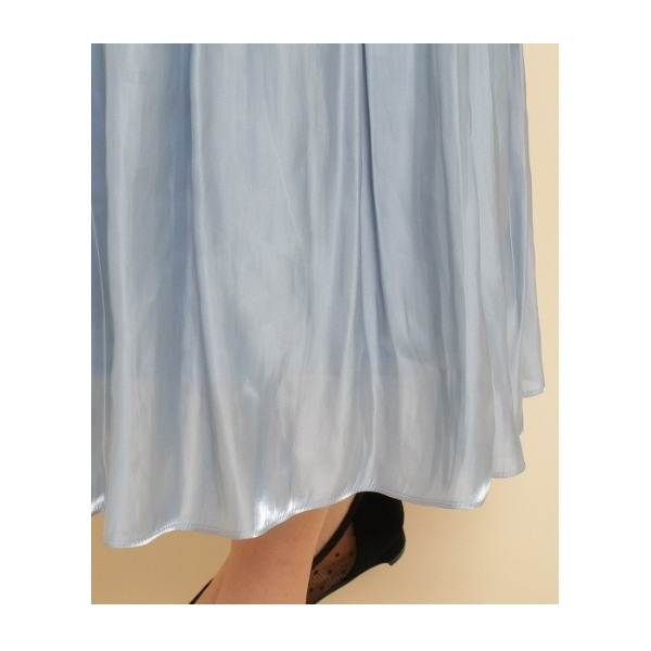 【WEB限定】【Sサイズあり】カラーギャザースカート