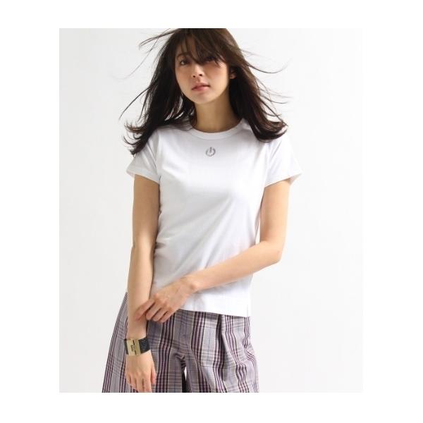 Tu es mon TRESOR スパンコールモチーフTシャツ