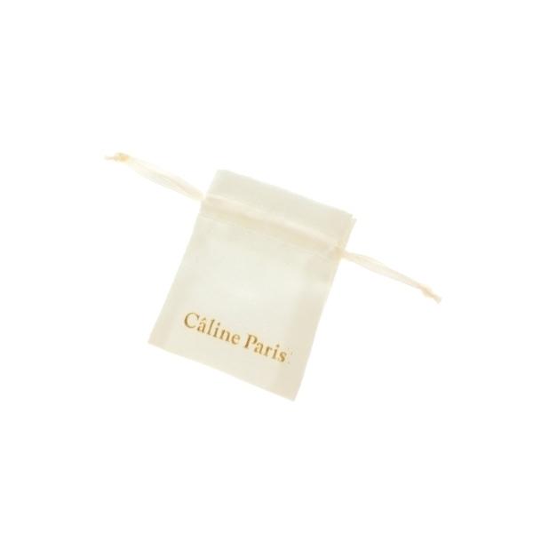 Caline Paris オーバルピアス