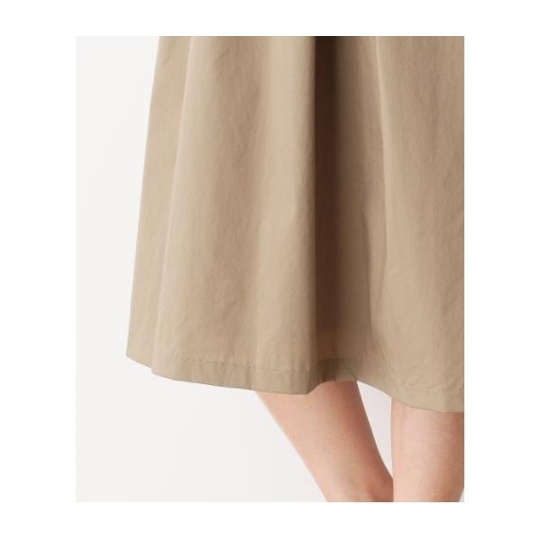 タイプライターウエストリボンスカート