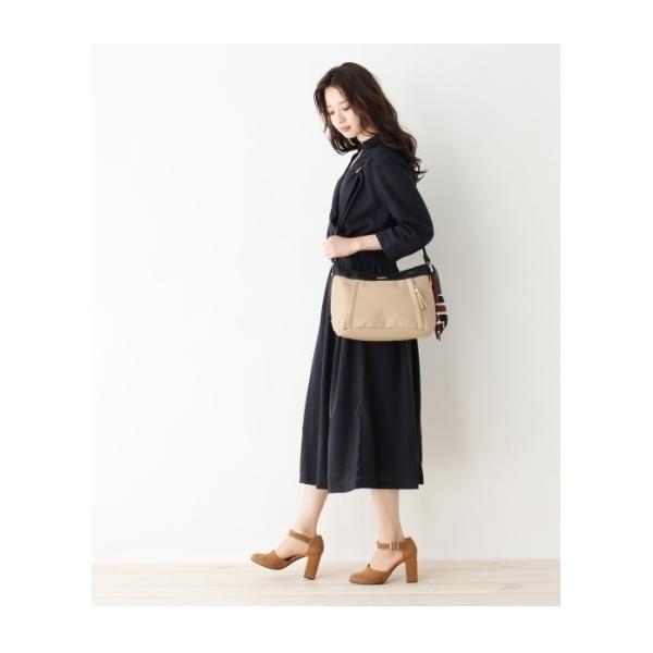 ◆スタッズスカーフ付きショルダーバッグ
