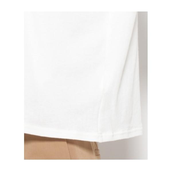 カリフォルニアコットン ポケット付きTシャツ