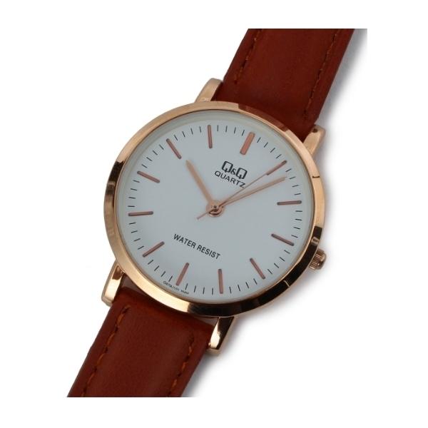 Q&Q アワーマーク腕時計