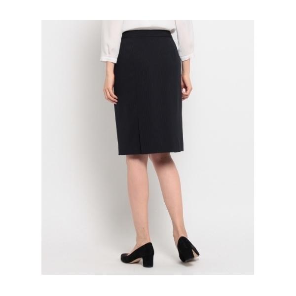 [S]バックタックストライプスカート