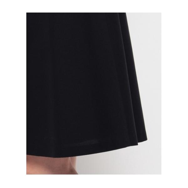 [L]ピケジャカードフレアスカート