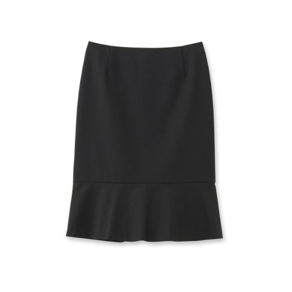 [L]モック切り替えスカート