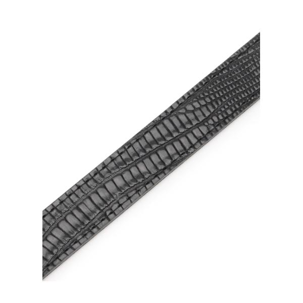 長方形バックル中幅ベルト