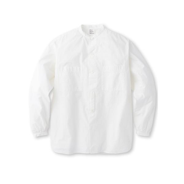 Violet Buffalo Wallows バンドカラーワーカーズシャツ