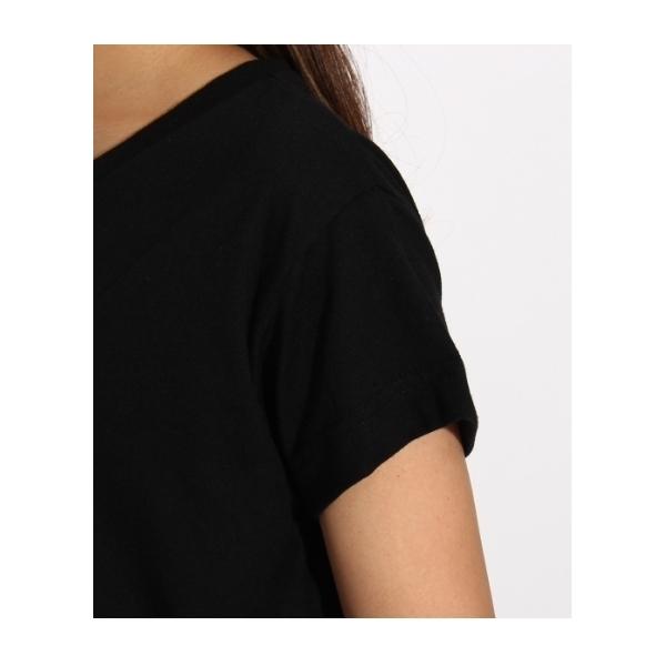SPINNSコラボ サイドロゴベルトTシャツ