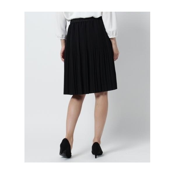 【WEB限定サイズ有り】美脚プリーツスカート