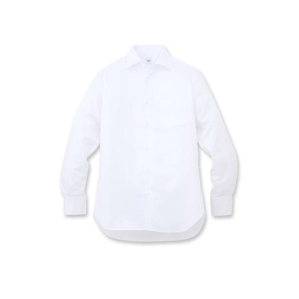 5ad98b06f90d8b ... 【 洗える 】 カルゼスーパードライシャツ [ メンズ シャツ ビジネス クールビズ ] ...