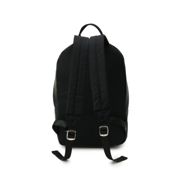 【A4ファイル収納可】イタリアンレザーリュックバッグ