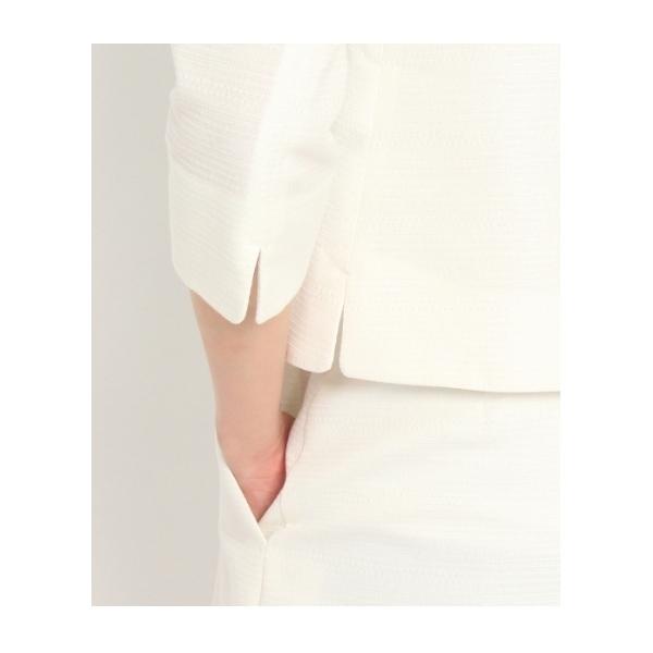 [L]LANIFICIO PAOLETTIバックジップラインシャツ