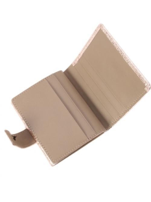 GATTOPARDO(ガトーパルド)薄型二つ折り財布