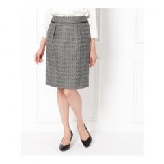 ◆ラメツイードスカート