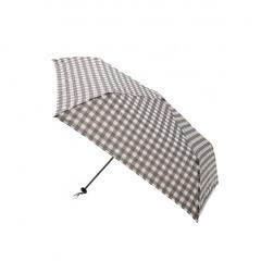 ギンガムチェック折り畳み傘