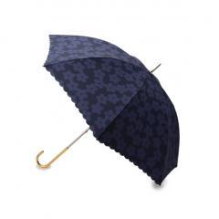晴雨兼用フラワーパターン長傘