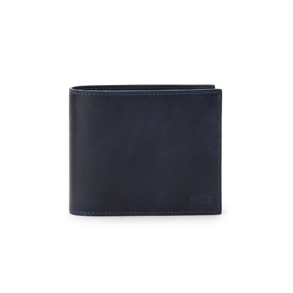 Tアンティーク二つ折り財布