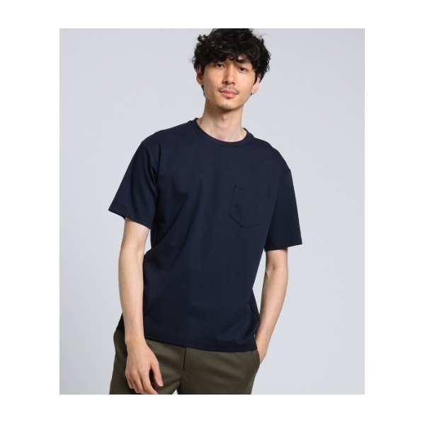 d35887cb4b669c LOHACO - アディクトポンチポケット Tシャツ [ メンズ 無地 ] (Tシャツ ...