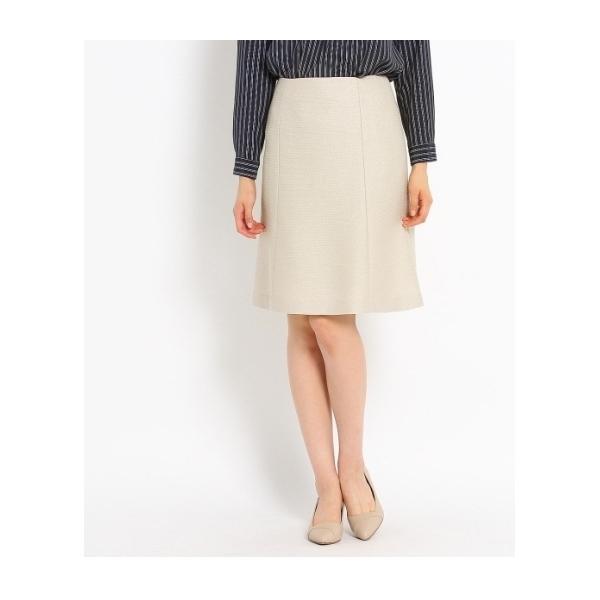 グロッシーツイードスカート