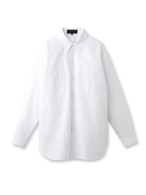 【VERY4月号掲載】[L]ビッグフォルムコットンシャツ