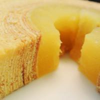 送料無料【4/13~18出荷】 菓子 ギフト バームクーヘン りんご リアスのりんごの木 1個 900g前後 冷蔵