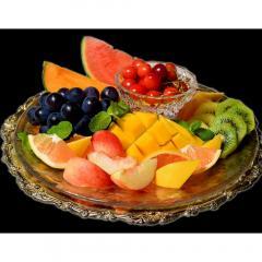 送料無料【4/13~18出荷】築地の目利き厳選!旬のフルーツを詰めた「月別フルーツバスケット」※冷蔵または常温(ギフト・贈答)