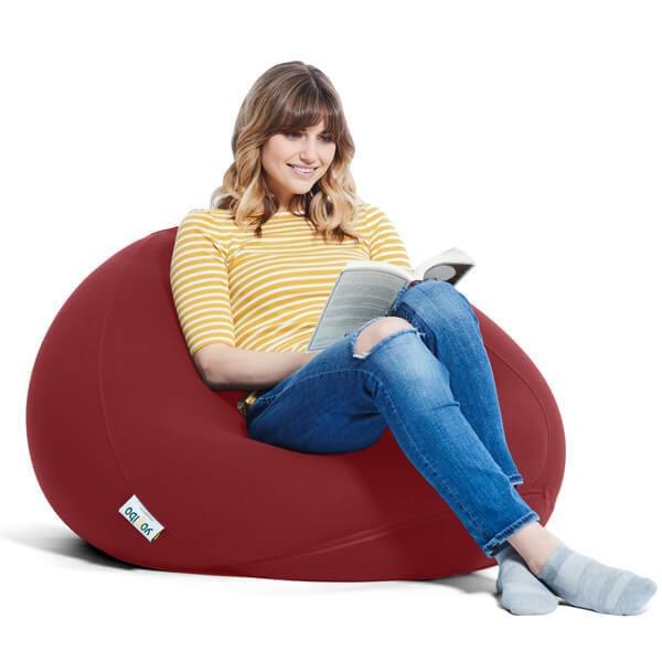 Yogibo Pod(ポッド) - ライムグリーン ヨギボー ポッド 快適すぎて動けなくなる魔法のソファ ビーズソファー ビーズクッション 1人掛けソファ【1~3営業日で出荷予定】【受注生産品】【分納の場合あり】