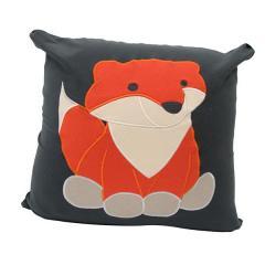 【1~3営業日で出荷予定】Yogibo Animal Cushion - フォックス / アニマル クッション / Fox(きつね) / ビーズクッション / クッション【分納の場合あり】