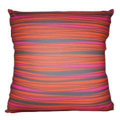 Yogibo Design Cushion - コースト オレンジ ヨギボー デザイン クッション ビーズクッション クッション【1~3営業日で出荷予定】【分納の場合あり】