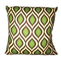 【1~3営業日で出荷予定】Yogibo Design Cushion - サバンナ ライムグリーン / ヨギボー デザイン クッション / ビーズクッション / クッション【分納の場合あり】