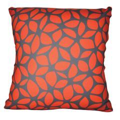 【1~3営業日で出荷予定】Yogibo Design Cushion - トロピカル オレンジ / ヨギボー デザイン クッション / ビーズクッション / クッション【分納の場合あり】
