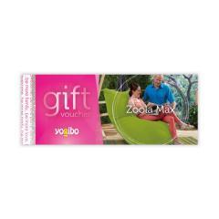 【1~3営業日で出荷予定】Yogibo Zoola Max gift voucher - ギフト券 / ヨギボー / ビーズクッション / プレゼント / 贈り物【分納の場合あり】