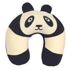 【1~3営業日で出荷予定】Yogibo Nap - パンダ / ヨギボー ナップ / ビーズクッション / ネックピロー【分納の場合あり】