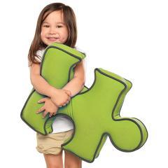 【1~3営業日で出荷予定】Yogibo Puzzle Cushion - ライムグリーン / ヨギボー パズルクッション / クッション【分納の場合あり】