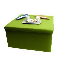 【1~3営業日で出荷予定】Yogibox Grande - ライムグリーン /  ヨギボックス グランデ / テーブル / 折りたたみ / 収納【分納の場合あり】