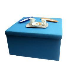 【1~3営業日で出荷予定】Yogibox Grande - アクアブルー /  ヨギボックス グランデ / テーブル / 折りたたみ / 収納【分納の場合あり】