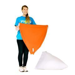 【1~3営業日で出荷予定】Yogibo Zoola Pyramid Cover - サンシャイン / ヨギボー ズーラ ピラミッド 専用カバー / ソファーカバー / クッションカバー / 屋外対応【分納の場合あり】