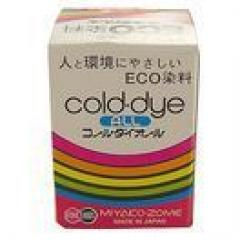 コールダイオール 18ブラック [染色 染料 みやこ染め ECO染料]