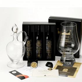 全部世界一受賞の焼酎 記念ボトル 3本セット
