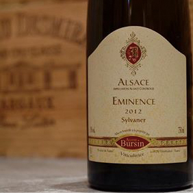 樹齢60~70年の古木から作られるアルザスワイン