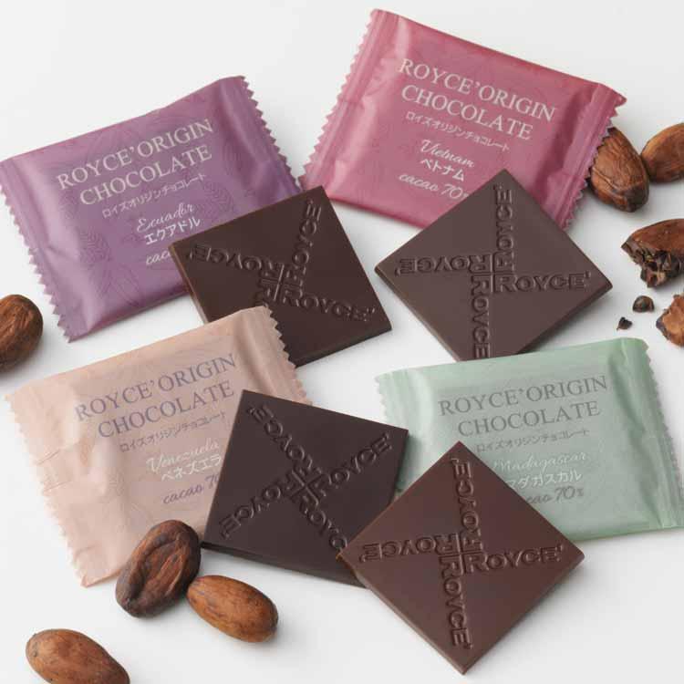 ロイズオリジンチョコレート[カカオ70%]