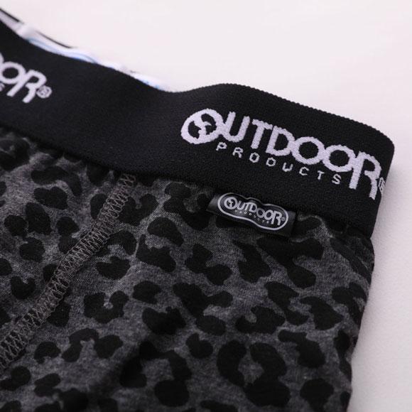 (アウトドアプロダクツ)OUTDOOR PRODUCTS キッズ 男の子 ボクサーパンツ おまかせ 3枚入り 福袋
