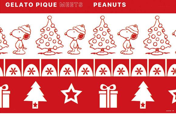 (ジェラートピケ)gelato pique レディース 【PEANUTS】プルオーバー パジャマ ルームウェア ジェラピケ