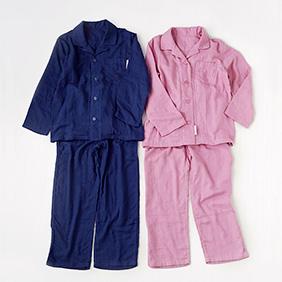 FLORINA BEAUTE × UCHINO マシュマロガーゼ ほのかシリーズ パジャマ